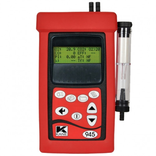 GAS ANALYZER O2 and CO only
