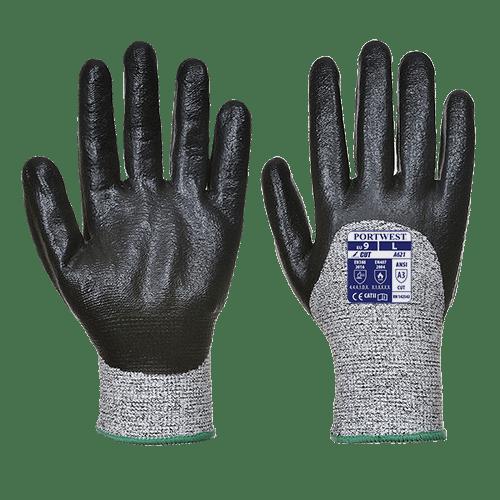 Cut 5 Nitrile Foam Glove