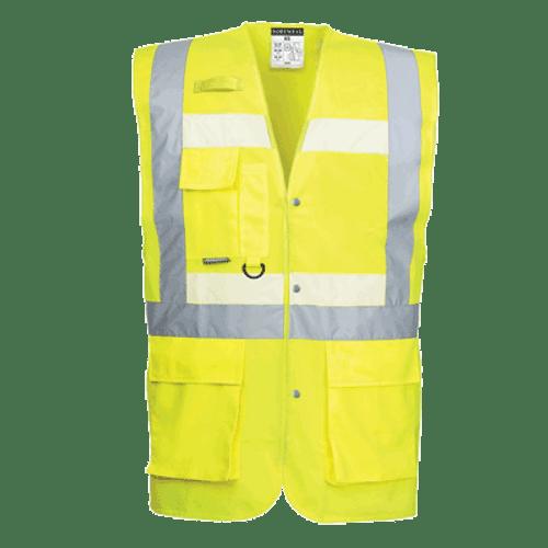 Portwest G476 Glowtex Hi-Vis Glow Vest