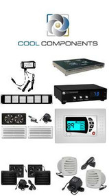 Cool Components VS-HFL-WHT