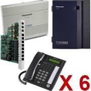 Panasonic KX-TA824-EXT-PK6VM