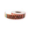 "LabelTac Ammonia Pipe Marking Die-Cut 1"" roll"