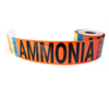 "LabelTac Ammonia Pipe Marking Die-Cut 3"" roll"