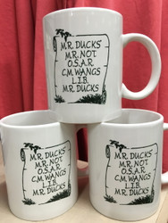 M.R. Ducks® Poem Mug