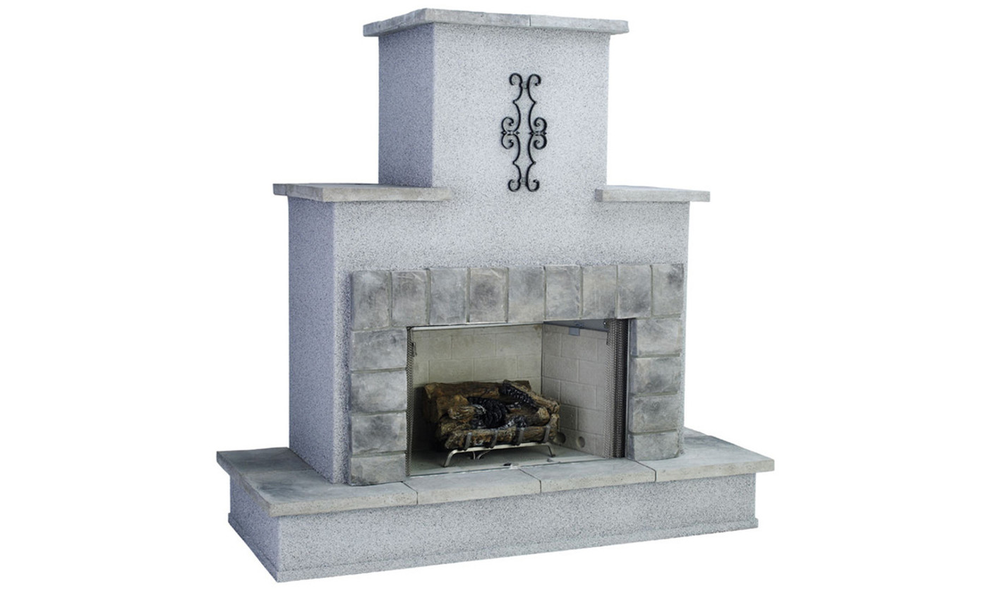 61002 traditional fireplace carddine home resort products