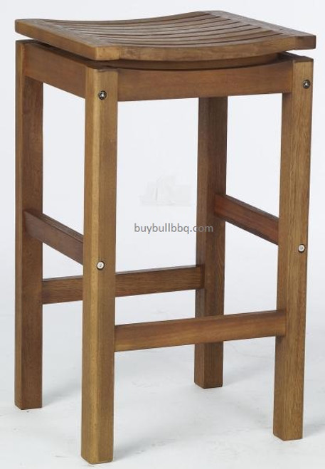 50650 Hardwood Bar Stool