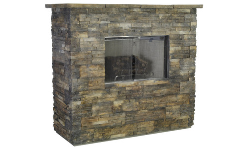 47725 Low Profile Fireplace