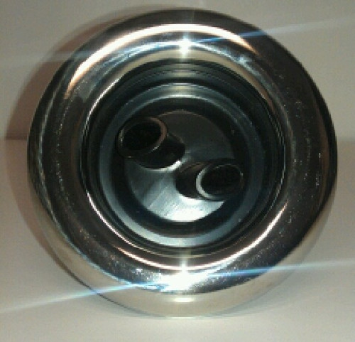 """Stainless Twin Roto 5"""""""