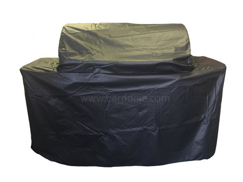 "5371 30"" Black vinyl Premium Cart Cover fits Black Vinyl Premium Cover fits Angus, Bison, Outlaw, and Lonestar Select Bull BBQ Grills"