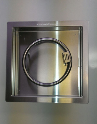 """86538 - Bull Fire Pan with 10"""" Ring Burner"""