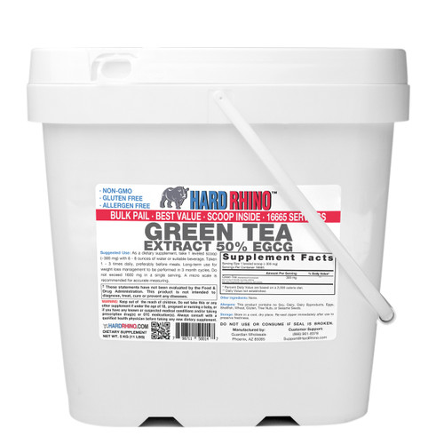 BULK Green Tea Extract 50% EGCG Powder