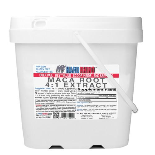 BULK Maca Root 4:1 Extract Powder