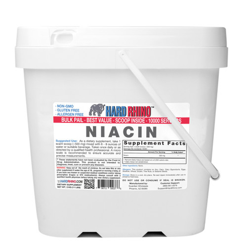 BULK Niacin Vitamin B3 Pure Powder