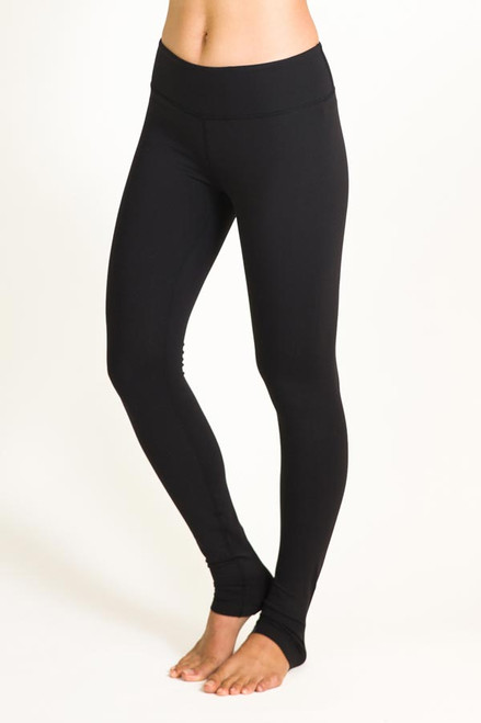 Black Grace Yoga Tight Leggings
