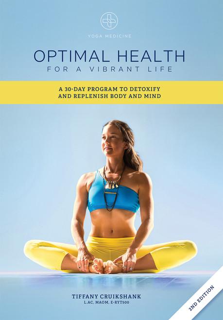 Tiffany Cruikshank Book Optimal Health for a Vibrant Life