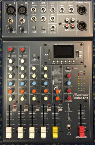 Studiomaster Club XS6 6-Channel Mixing Desk