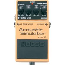 Boss AC-3 Acoustic Simulator Effects Pedal