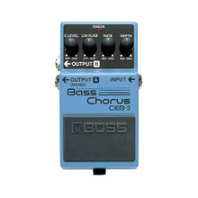 Boss CEB-3 Bass Chorus Effects Pedal