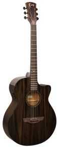 Faith Nexus Venus Cutaway Electro-Acoustic Guitar - Copper Black