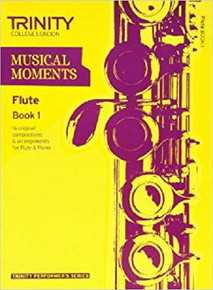 Trinity College London Musical Moments Flute Book 1