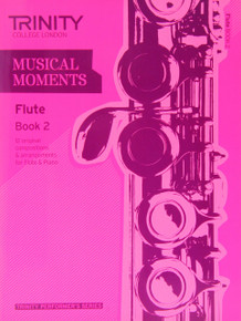 Trinity College London Musical Moments Flute: Book 2