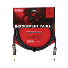 Planet Waves by D'Addario 10' Circuit Breaker Cable with Latching Cut-Off Switch