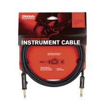 Planet Waves by D'Addario Circuit Breaker Instrument Cable 10' Momentary Cut-Off