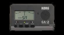 Korg GA-2 Portable Guitar & Bass Tuner