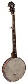 Barnes and Mullins Banjo 5 String Open Back 'Albert' BJ350G