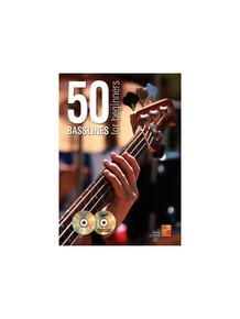 50 Bass Lines for Beginners - Bernie Cooper