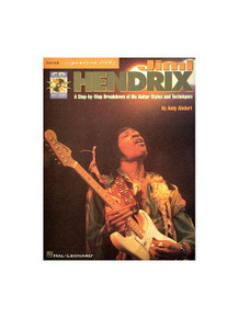 Jimi Hendrix Signature Licks - Andy Aledori (Book & CD)