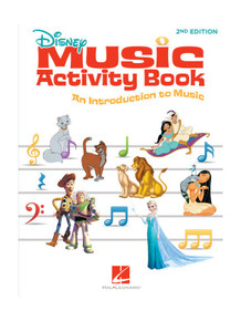 Disney Music Activity Book (2nd Edition)