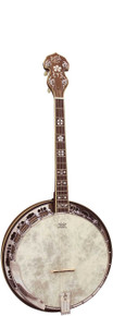 Barnes and Mullins Banjo 'Empress' Irish/Gaelic 4 String BJ504BWGT