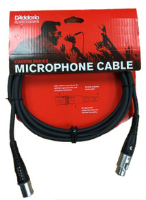 Planet Waves Custom Series Microphone Cable - 25ft