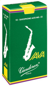 Vandoren Java Alto Saxophone Reeds Box of 10 - 2