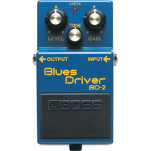 Boss BD-2 Blues Driver Overdrive Effects Pedal