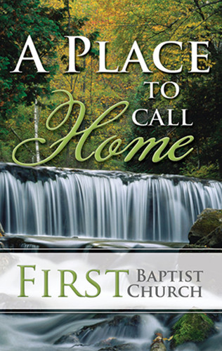 A Place to Call Home Brochure Ministry List