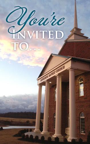 You Are Invited Big Church
