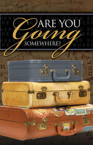 Going Somewhere?-Suitcases