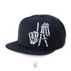 LA Bones SNAP Hat (Black)