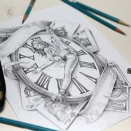 Mans Ruin design by OGABEL