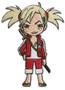 Bleach: Chibi Hiyori Anime Patch