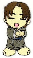 Fruits Basket: Shigure Sohma in Human Form Anime Patch