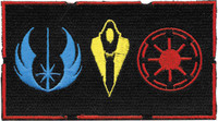 Star Wars Clone Wars: Symbols Patch