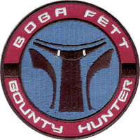 Star Wars: Boba Fett Bounty Hunter Patch
