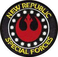 Star Wars: New Republic Special Forces Patch