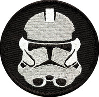 Star Wars: Storm Trooper Patch