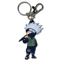 Naruto Shippuden: Chibi Kakashi with Kunai Key Chain