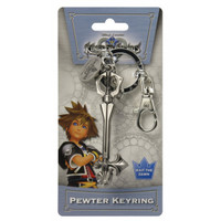 Kingdom Hearts: Sleeping Lion Keyblade Metal Key Chain
