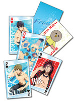 Free! Iwatobi Swim Club Playing Cards